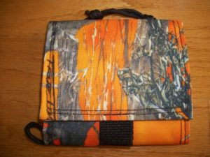 Julpak True Timber Orange Blaze Cordura